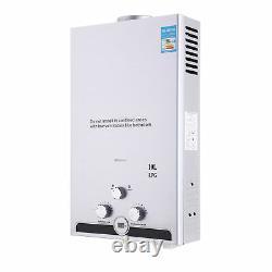 10L 20KW Instant Hot Water Heater Tankless Gas Boiler LPG Propane