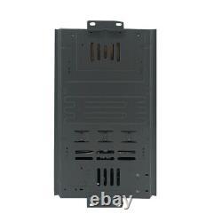 10L 20KW LPG Propane Instant Water Heater Gas Tankless Water Burner Shower Kit