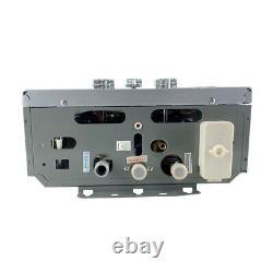 12L Propane Gas LPG Tankless Hot Water Heater On-Demand Shower Kit 24KW