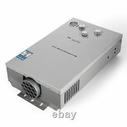 18L LPG Propane Tankless Instant Hot Water Heater Boiler With Shower Kit