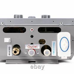 8L 16kw Hot Water Heater Tankless Instant Gas Boiler LPG Propane