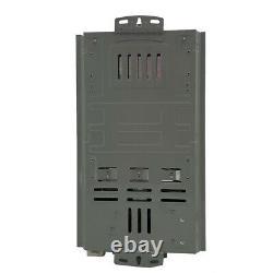 8L Hot Water Heater LPG Gas Tankless Portable Instant Steel Head Shower Kit UK