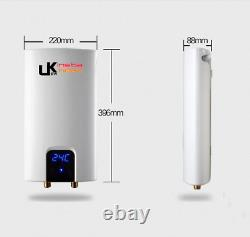 9Kw / 11Kw or 13.5Kw Multipoint LCD Electric Tankless Instant Hot Water Heater