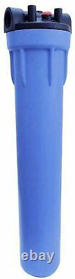 Aquasana SimplySoft 20 in. Salt Free Water Softener For Tankless Water Heaters
