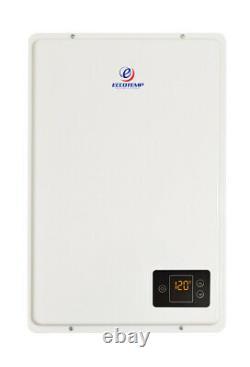 Eccotemp 20HI Indoor 6.0 GPM Liquid Propane Gas Tankless Water Heater US Seller