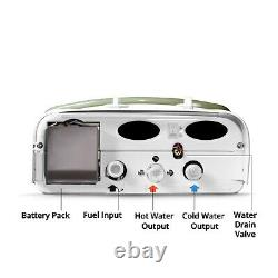 Eccotemp CE-L5 Portable Tankless Water Heater, 37 mbar