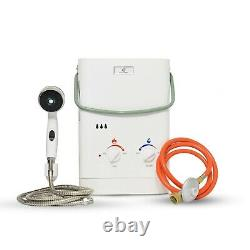 Eccotemp CE-L5 Portable Tankless Water Heater, 50 mbar