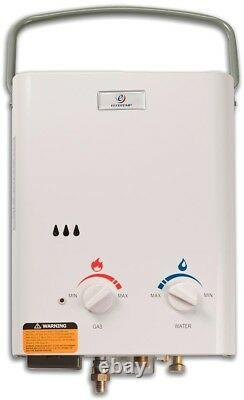 Eccotemp L5 Portable Gas Tankless Water Heater Point Of Use Outdoor Compact