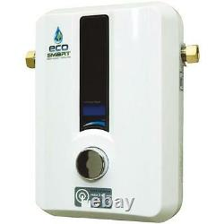 EcoSMART 240V 13.6 KW Electric Tankless Water Heater