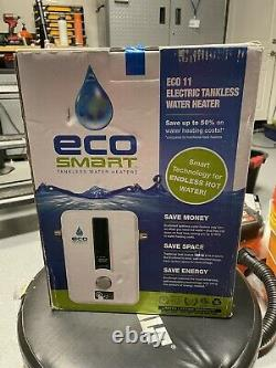 EcoSmart ECO11 240V 11 kW Electric Tankless Water Heater