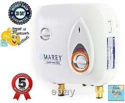Electric Tankless Water Heater 8.8 KW 220V 2GPM Instant On-demand PP220 by Marey