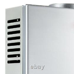 Hot Water Heater 12L Tankless Instant Boiler Propane Gas LPG With Shower Head