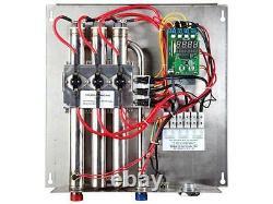 IHeat AHS-21D Electric Tankless Water Heater Whole House Application Drakken