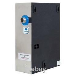 IHeat S-16 Drakken 16kw Electric Tankless Water Heater Stainless Steel 240V