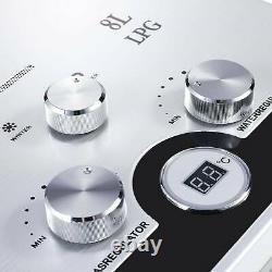 Instant Hot Water 8L 16kw Heater Tankless Gas Boiler LPG Propane