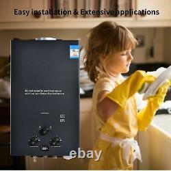 Instant Tankless Gas Hot Water Heater 12L/16L/18L Boiler LPG Propane Shower