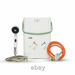 KeewayEccotemp CEL5 Portable Tankless Water Heater, 37 mbar