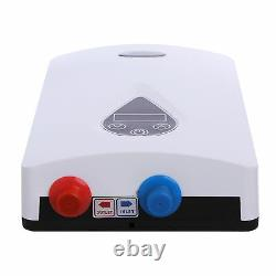 Marey Electric Tankless Water Heater, ECO110, 220V/240V. Fast, Free shipping