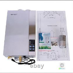 Marey GA14CSALP 3.7 GPM Propane Tankless Water Heater CSA Approved US Canada