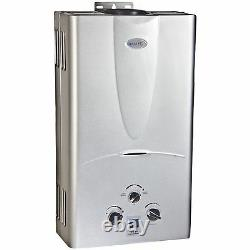 Marey Propane Battery-ignition (off-grid) Tankless Water Heater GA10LPDP 10L LP