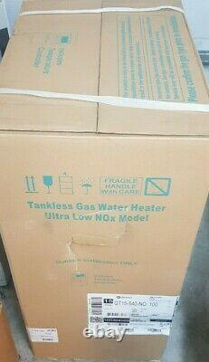 New AO Smith Premier GT15-540-NO 10GPM Outdoor Natural Gas Tankless Water Heater