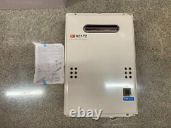 Noritz NR501-OD 121 GPH NATURAL GAS Outdoor Tankless Water Heater (30)