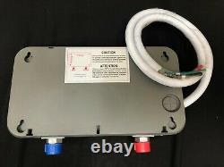 Rheem Performance 3.5 kw 0.68 gpm point-of-use Tankless Electric Water Heater