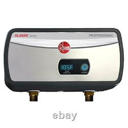 Rheem RTEX-06 Classic Point of Use Tankless Water Heater 6kW 220/240V 29A
