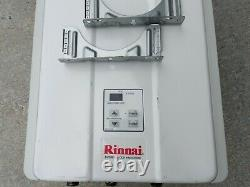 Rinnai Indoor Tankless Hot Water Heater V94IN. Natural Gas. Dents
