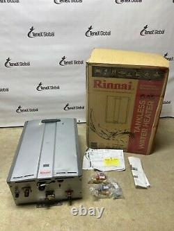 Rinnai RU130eP Propane Tankless Water Heater (Q-35)