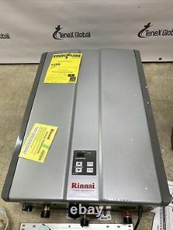 Rinnai RU199iN Tankless Water Heater Natural Gas REU-N3237FF-US-N Q-13