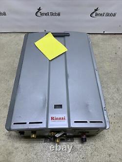 Rinnai Sensei RU199eN 199,000 BTU 11GPM Tankless Water Heater Natural Gas Q-22