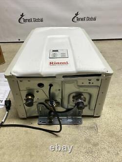 Rinnai V65iN Natural Gas Tankless Water Heater 150,000 BTU (Q-22)