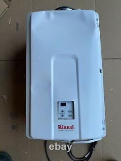Rinnai V65iN Tankless Water Heater Natural Gas Interior (New Scratch & Dent)