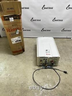 Rinnai V65iP Tankless Water Heater Propane REU-VC2025FFU-US-P Y-8