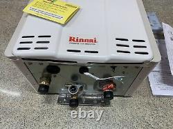 Rinnai V94e Tankless Water Heater 199,000 BTU NATURAL GAS (28)