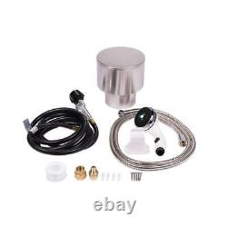 Tankless Water Heater 3.0 GPM Portable 75,000 BTU Liquid Propane Outdoor Hot RV