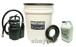Tankless Water Heater Descaler Kit, Navien, Jacuzzi, A. O. Smith, Natural Gas, Propane