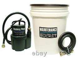 Tankless Water Heater Flushing Kit, Navien, Jacuzzi, A. O. Smith, Natural Gas, Propane