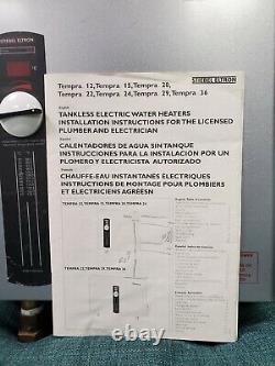 Tankless Water Heater Stiebel Eltron Tempra 12