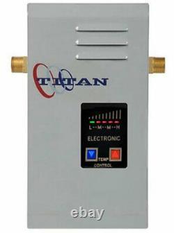 Titan Tankless Water Heaters SCR2 electric models N120, N100, N85, N64 NEW