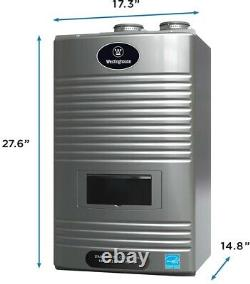 Water Heater 11GPM Ultra Low NOx Natural Gas Condensing High Efficiency Tankless